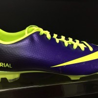 Sepatu Bola Nike Mercurial Vapor IX FG Purple Original