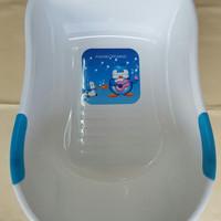 BAK MANDI BAYI BESAR DUDUKAN RATA / EMBER BAYI MANDI / BABY BATH TUB