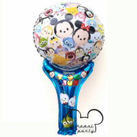 Balon Souvenir Tsum-Tsum / Balon Foil Tsum-Tsum / Balon Tsum-Tsum