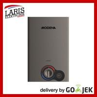 Pemanas Air Gas Modena GI 0620 B Water Heater Gas 6 Liter