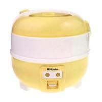 Rice Cooker Miyako MCM 610 Kuning 1 Liter