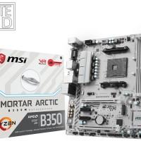 MSI B350 TOMAHAWK ARCTIC (Socket AM4 DDR4)