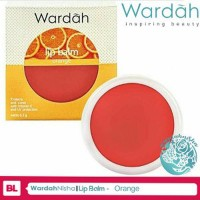 Wardah Lip Balm Orange ilf