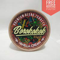 Tembakau / Bako / Mole Vanilla Cream Premium Flavour Blend