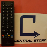 Remote TV Toshiba