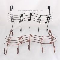 Musical Hook | Gantungan Baju motif Musik | Cantolan Unik