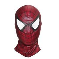 Topeng Spiderman premium bahan spandex melar spiderman Mask