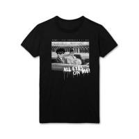T-Shirt Si Juki x Damn I Love Indonesia ( All Eyes On Me )