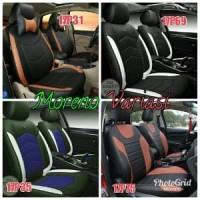 Sarung Jok Mobil Avanza  ( Airbag ) 2013 Berkualitas