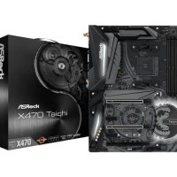 AsRock X470 Taichi (AMD X470, AM4, DDR4) Pinnacle Ridge