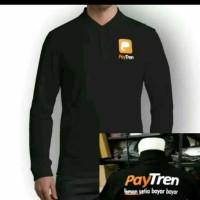Polo shirt-Tshirt-Kaos Kerah Lengan Panjang PAYTREN Terkeren