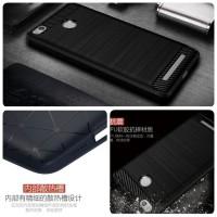 Xiaomi Redmi 3s 3x 3 Pro Ipaky Carbon Shell Fiber Back Soft Case Cover