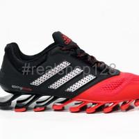 BIG SALE Terlaris Sepatu Adidas SpringBlade Drive 2 Black Orange red