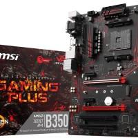 MSI B350 GAMING PLUS - Motherboard AM4