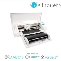 Roll Feeder Silhouette Cameo / Roll Material Bahan Cameo