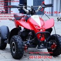 Motor Mini ATV Quad Bike 49cc- ATV3