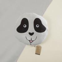 Beam & Co Selimut Bantal (Balmut) Grey Panda