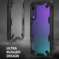 Original Rearth Ringke Fusion X Case Huawei P20 Pro Black
