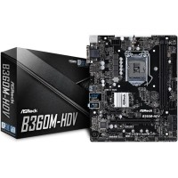 Motherboard intel ASRock B360M-HDV