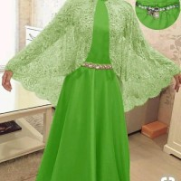 promo ramadhan DL190518 baju muslim tanah abang gamis maxi syari