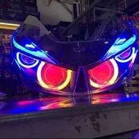 Headlamp Honda Vario 150 + Projector + U6