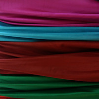 Kain santung/bahan santung silk