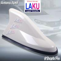 Daihatsu Sigra Antena Sirip Hiu Putih Kualitas Oke