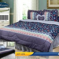 BED COVER SET CALIFORNIA / MY LOVE KING 180X200 / BADCOVER