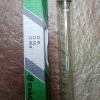 Lampu sterilizer rumah sakit UV EVACO 40WATT 120cm germicidal