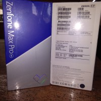 Hp Asus Asuz Zenfone Max Pro M1 Black Hitam 3GB 32GB Baru Ready
