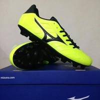 Sepatu Bola Mizuno Rebula V3 Safety Yellow Black P1GA188545 Original