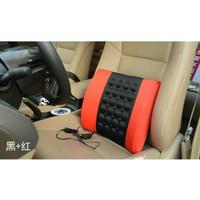 Bantal pijet car seat bantal massage car jok mobil bantal punggung