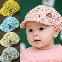 Topi Anak Bayi Balita / Topi Pet / Topi Baseball Komando Korea