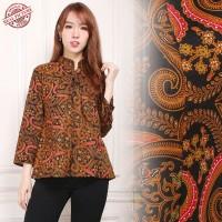 Arumi Batik atasan blouse kemeja Abaya kebaya M-XL