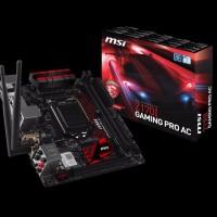 Terlaris MSI Z170I GAMING PRO AC Mini ITX Socket 1151 BEST QUALITY