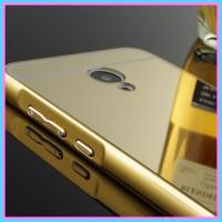 Meizu M2 mini 5 casing back cover bumper metal hardcase MIRROR CASE