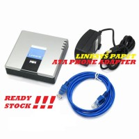 Linksys PAP2T SIP VOIP ATA Phone Adapter 2 FXS PAP2T-NA