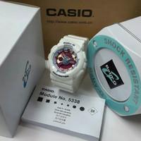 Casio baby g ba-110 gba-110 ga-110 putih pink ungu ori bm