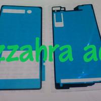 Adhesive lcd dan backdoor Sony Xperia z2 big d6503 d6503 original