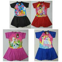 Baju Renang Anak Perempuan Hello Kitty / Little Pony / Frozen