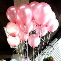 Balon Metalik Pink