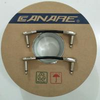 Kabel jumper efek gitar 10cm kabel canare