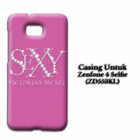 Casing ZENFONE 4 SELFIE (ZD553KL) DL Sexy back Custom Hard Case Cover