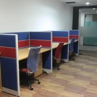 Meja kantor, meja sekat, workstation kantor, meja cubicle,meja partisi