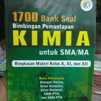 1700 Bank Soal Kimia Untuk SMA/MA
