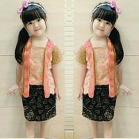 Baju Anak Perempuan Baju Setelan Anak Perempuan Set Kebaya Abata Kids