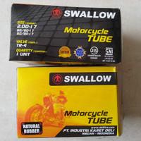 Ban dalam swallow 200-17 60/80-17 60/90-17