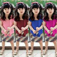 Baju Setelan Anak Perempuan Kebaya Anak Lala Pita Kids 2-3-4-5 Tahun