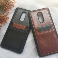 Xiaomi Redmi Note 4 4x 4 Pro Backcase Casing Cover Leather Bumper Tpu