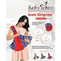BABY SCOTS BABY SLING RIDER PRINT CHARACTER GENDONGAN BAYI BSG1201